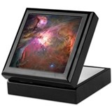Space Square Keepsake Boxes