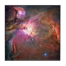 Orion Nebula Hubble Image Tile Coaster