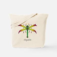 Meadowlantern Dragonfly Tote Bag