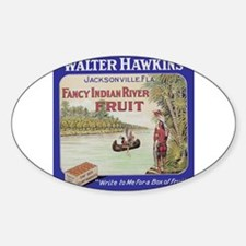 Fruit crate labels Decal