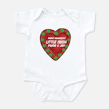 Irish Pride & Joy/Great Grandpa Infant Bodysuit