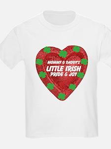 Irish Pride and Joy/Mom/Dad T-Shirt