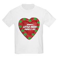 Irish Pride and Joy/Mommy T-Shirt