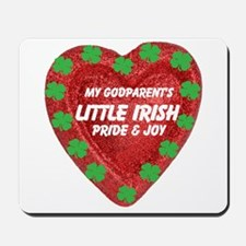 Irish Pride and Joy/Godparent Mousepad