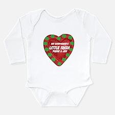 Irish Pride and Joy/Godparent Long Sleeve Infant B