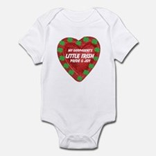 Irish Pride and Joy/Godparent Infant Bodysuit
