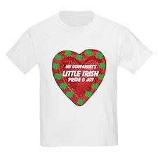 Irish Pride and Joy/Godparent T-Shirt