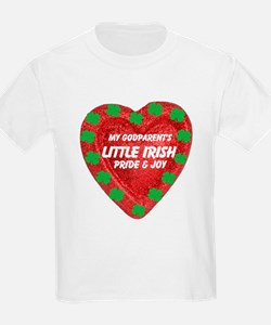 Irish Pride and Joy/Godparent T-Shirt
