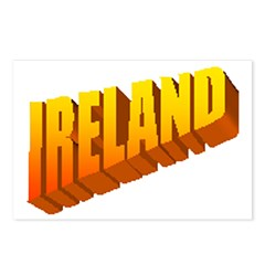 Ireland Postcards (Package of 8)
