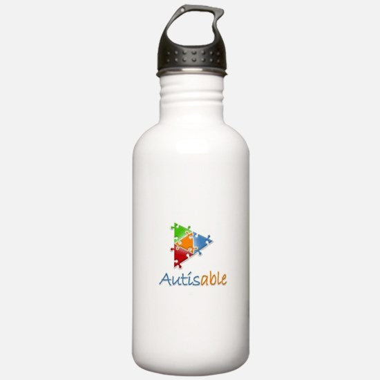 Autisable - Water Bottle