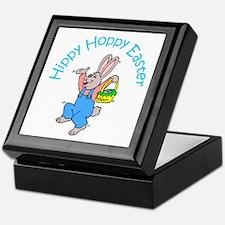 Hippy Hoppy Easter Keepsake Box