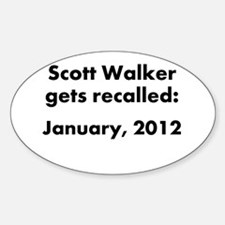 Walker recall date Decal