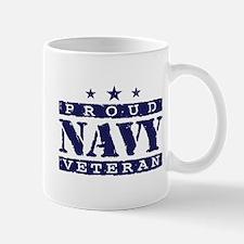 Proud Navy Veteran Mug