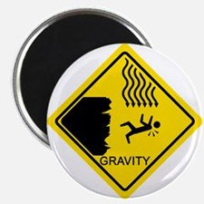 Sheldon's Gravity Joke Magnet
