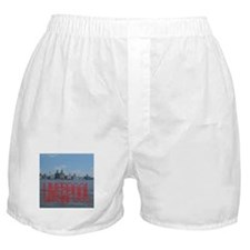 Scenic Liverpool LFC Red Boxer Shorts