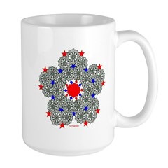 Star Design Mug