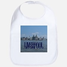 Scenic Liverpool (Blue) Bib