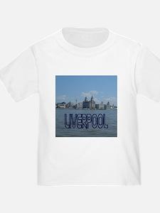 Scenic Liverpool (Blue) T