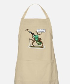 Here Comes Trouble Insect Apron