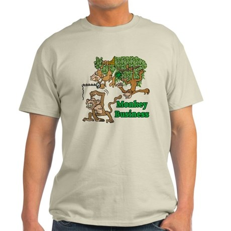Monkey Business Light T-Shirt