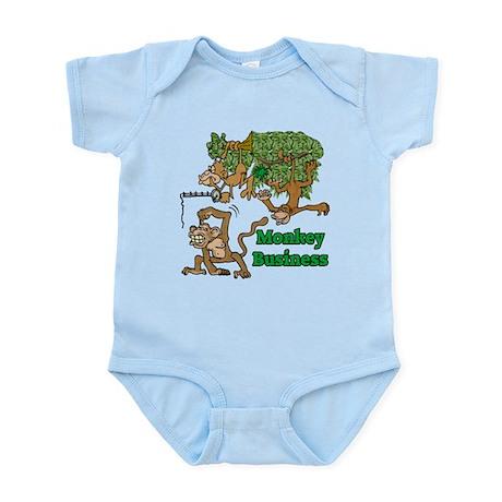 Monkey Business Infant Bodysuit