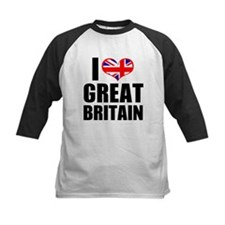 I Heart Great Britain Tee
