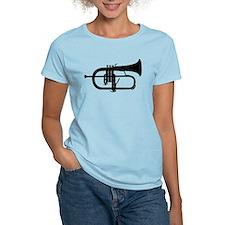 Flugelhorn Silhouette T-Shirt