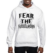 Fear The Flugelhorn Jumper Hoody