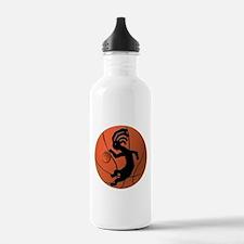Kokopelli Basketball Water Bottle