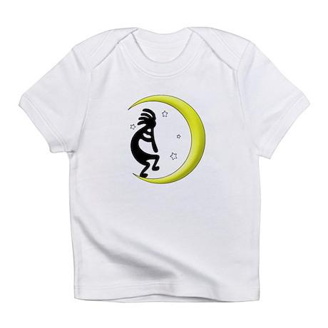 Kokopelli Moon Song Infant T-Shirt