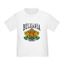 Republic Of Bulgaria T