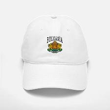 Republic Of Bulgaria Baseball Baseball Cap