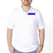 John Galt T-Shirt-Front Image Only