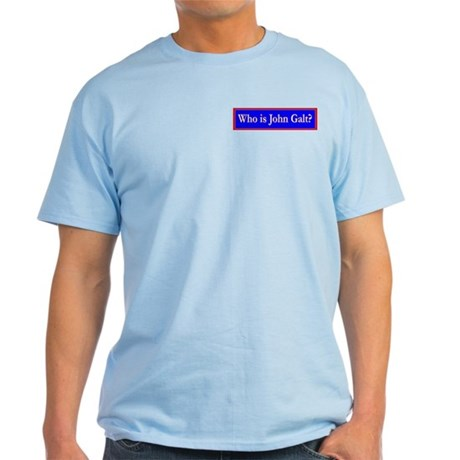 John Galt Light T-Shirt