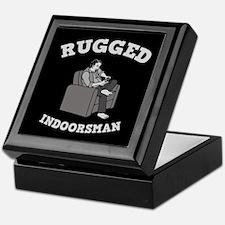 Rugged Indoorsman Keepsake Box