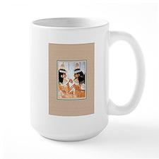 Egyptian Sisters -Mug