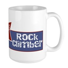 Future Rock Climber Mug