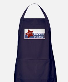 Future Soccer Player Apron (dark)