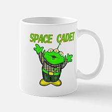 Space Cadet Alien Mug