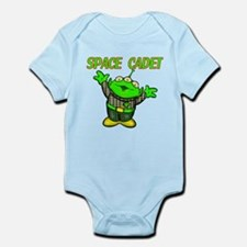 Space Cadet Alien Infant Bodysuit