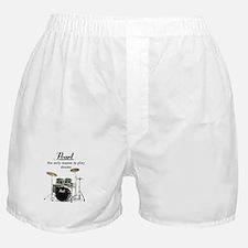 Pearl Drummer Design 1 Boxer Shorts