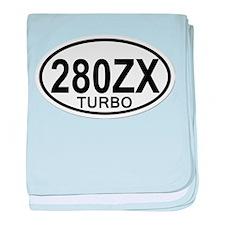 280ZX TURBO baby blanket