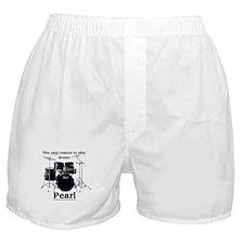 Pearl Drummer Design 2 Boxer Shorts