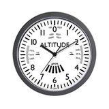 Altitude clock Wall Clocks