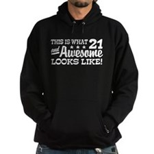 Funny 21st Birthday Hoodie