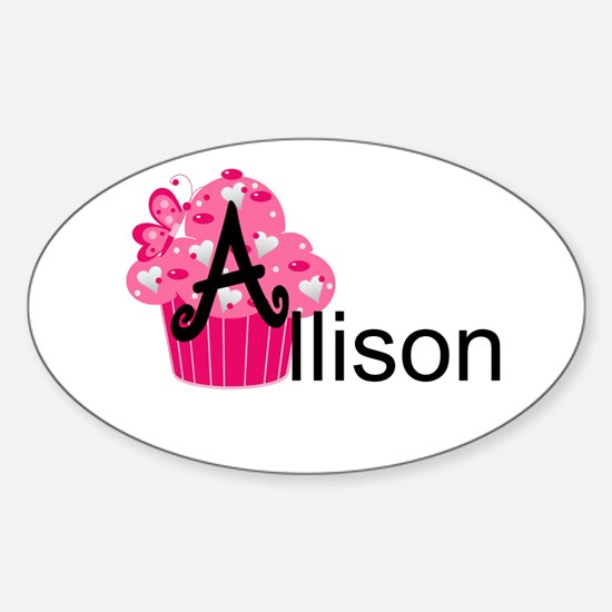 Baby Cakes Sticker (Oval)
