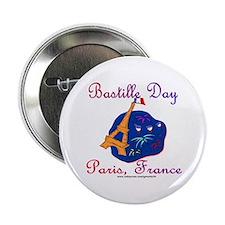 Bastille Day! Button