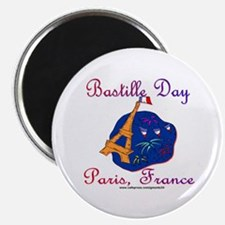 """Bastille Day! 2.25"""" Magnet (10 pack)"""