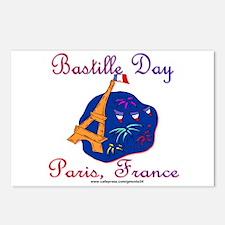 Bastille Day! Postcards (Package of 8)