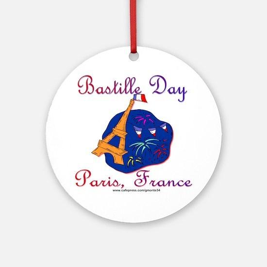Bastille Day! Ornament (Round)